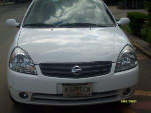 Nissan Prairie 2005, Manual, 1.6 litres