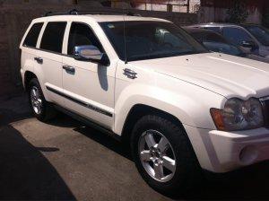 Jeep Grand Cherokee 2005, Automática