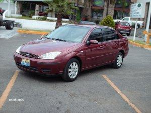 Ford Focus 2005, Automática, 2 litres
