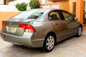 Honda Civic 2006, Automática
