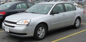 Chevrolet Malibu 2004, Automática, 3.1 litres