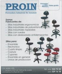 Sillas Ergonomicas Industriales San Nicolas De Los Garza