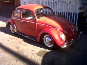 Volkswagen New Beetle 1963, Manual, 1.6 litres