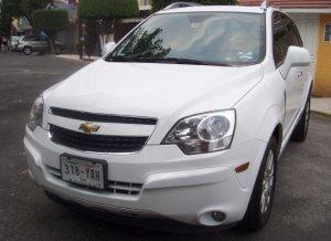 Chevrolet Captiva Sport 2011, Automática
