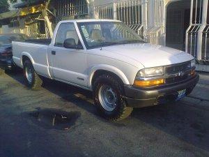 Chevrolet S-10 1998, Automática