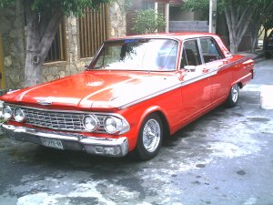 Ford Galaxy 1962, Automática, 2 litres