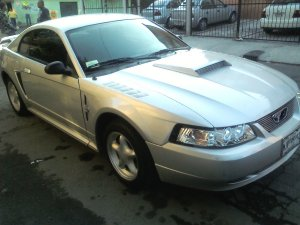 Ford Mustang 1999, Manual, 3.7 litres