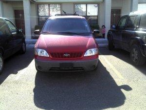 Ford Windstar 2001, Automática, 3.3 litres