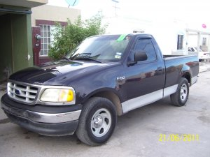 Ford F-150 1999, Manual, 4.2 litres