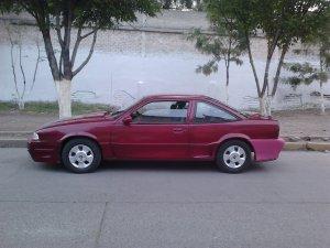 Chevrolet Cavalier 1994, Manual