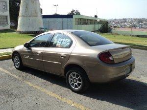 Chrysler Neon 2001, Automática