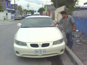 Pontiac GrandPrix 2002, Automática, 3.1 litres
