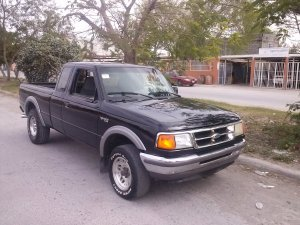 Ford Ranger 1996, Manual, 4 litres