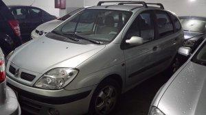 Renault Scenic 2002, Automática, 1.8 litres