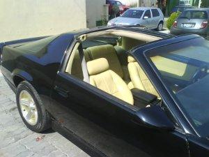 Chevrolet Camaro 1988, Automática, 5.7 litres