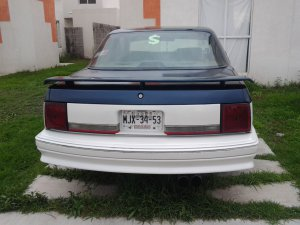 Chevrolet Caprice Classic 1989, Manual, 0.6 litres