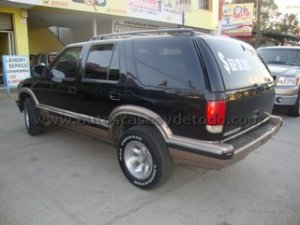 Chevrolet Blazer 1997, Automática