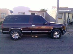 Chevrolet Silverado 1997, Automática