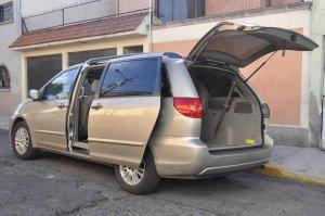 Toyota sienna 2008 autom tica m xico df ciudad anuncios Puertas automaticas df