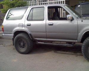 Toyota 4Runner 1995, Manual, 3 litres