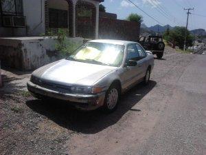 Honda Accord 1992, Manual