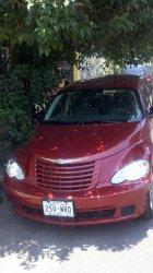 Chrysler PT Cruiser 2009, Manual, 2 litres