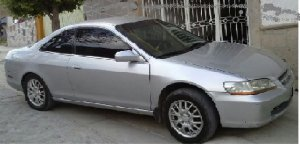 Honda Accord 1999, Automática