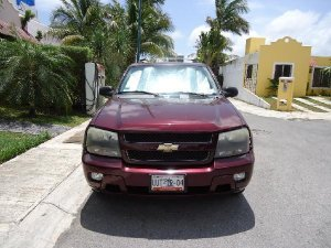 Chevrolet Trailblazer 2007, Automática