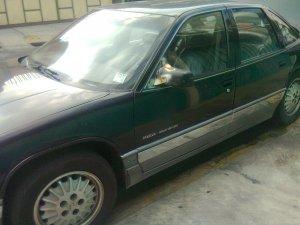 Buick Regal 1994, Automática
