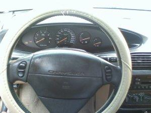 Chrysler Cirrus 1997, Automática, 2.5 litres