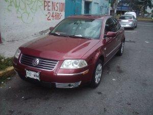 Volkswagen Passat 2002, Variador, 1.8 litres