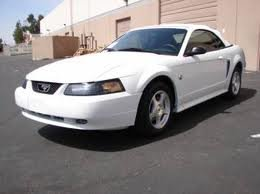 Ford Mustang 2002, Automática, 3.8 litres