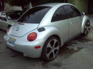 Volkswagen New Beetle 2001, Variador, 1.8 litres
