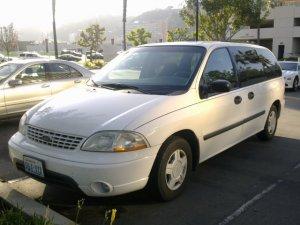 Ford Windstar 2002, Automática, 3.8 litres