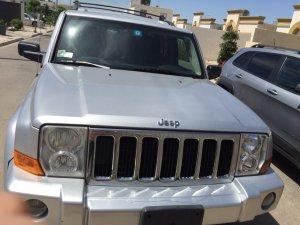 Jeep Commander 2007, Variador, 5.7 litres