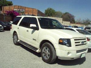 Ford Ranger 2007, Automática