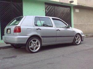 Volkswagen Golf Plus 1993, Ma