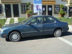 Nissan Altima 1994, Automática