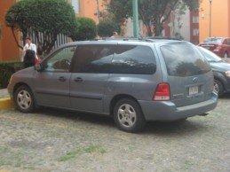 Ford Windstar 2004, Automática, 3.6 litres