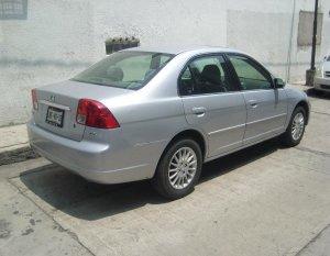 Honda Civic 2003, Automática, 1.7 litres