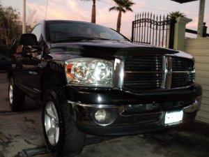 Dodge Ram Pickup 2007, Automática, 5.7 litres