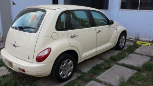 Chrysler PT Cruiser 2006, Manual