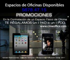 Oficinas y consultorios virtuales cmw al sur del df for Oficinas virtuales mexico df