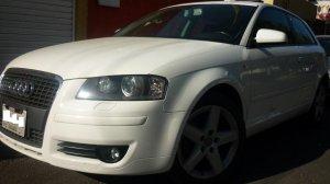Audi A3 2007, Automática, 1.8 litres