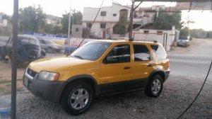 Ford Escape 2001, Automática, 3 litres