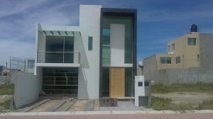 Vendo casa nueva de dos plantas tipo minimalista en for Casa tipo minimalista
