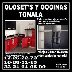 Closets y cocinas guadalajara ciudad anuncios for Closets en guadalajara precios