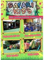 Jard 237 N De Fiestas Safari Kids San Luis Potosi Ciudad