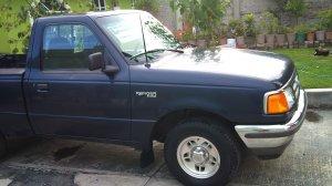Ford Ranger 1996, Automática