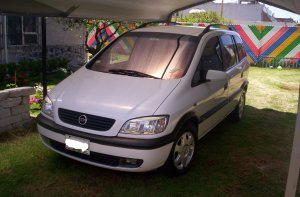 Chevrolet Zafira 2002, Automática, 2.2 litres